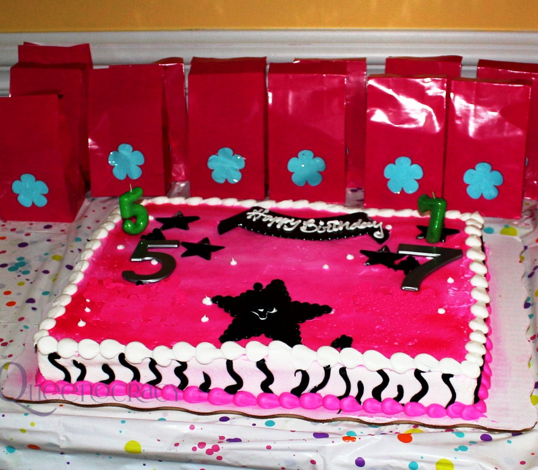 Dance Party Cake Images : Girls Dance Birthday Party Ideas Planning