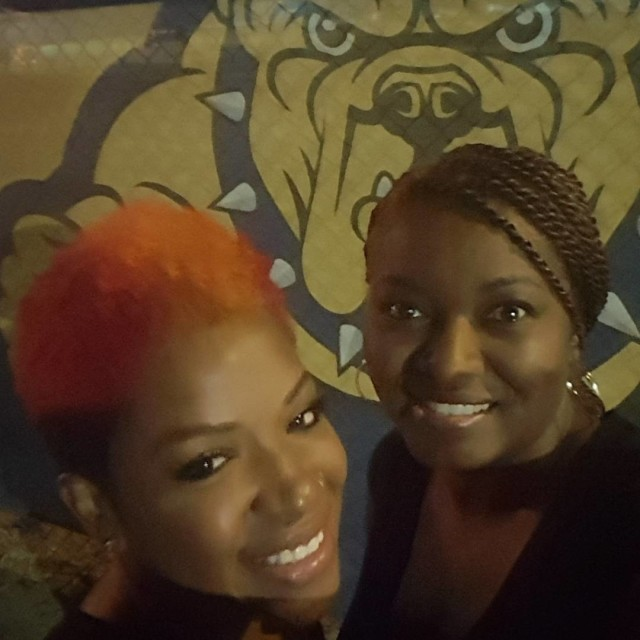 Our first usie of GHOE2017! WhereItAllBegan BFF AggiePride Issareunion withhellip