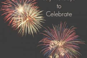 list of july holidays and events