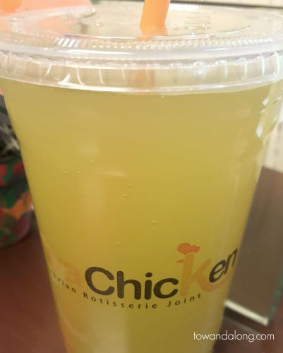 Viva chicken herbal lemonade review