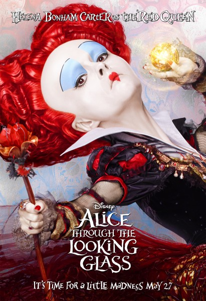 Alice Through the Looking Glass_The Red Queen