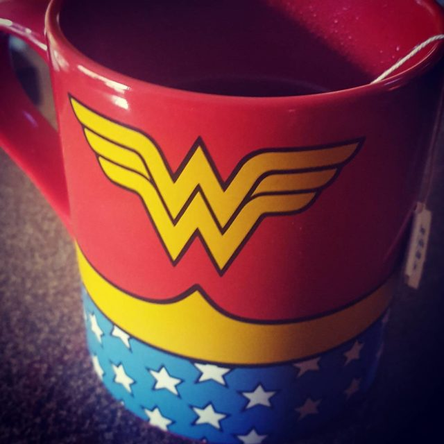 Todays todo list needed some inspiration PRLife momlife LoveItAll WonderWomanhellip